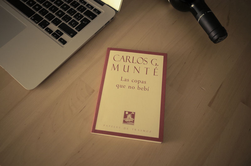 Carlos G. Munté y sus micro poemas etílicos