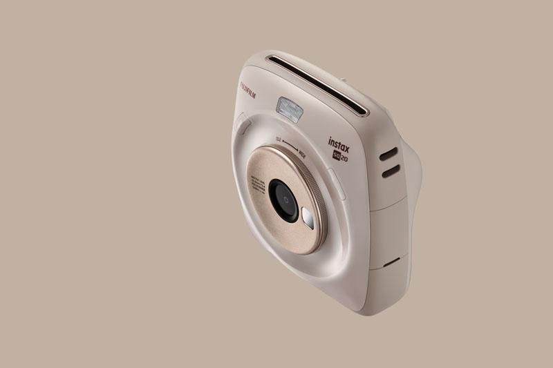 Instax Square SQ 20: Cámara híbrida instantánea de Fujifilm