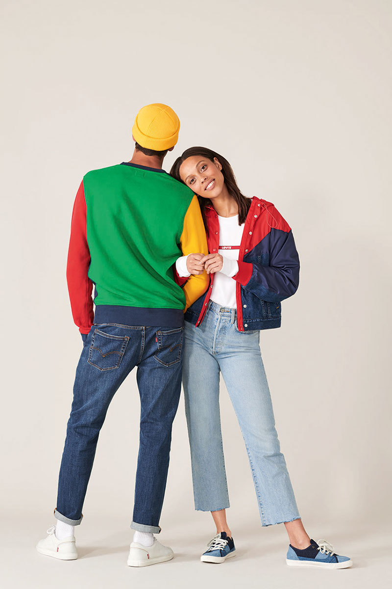 Colección Unbasic Levi's Red Tab SS 2019