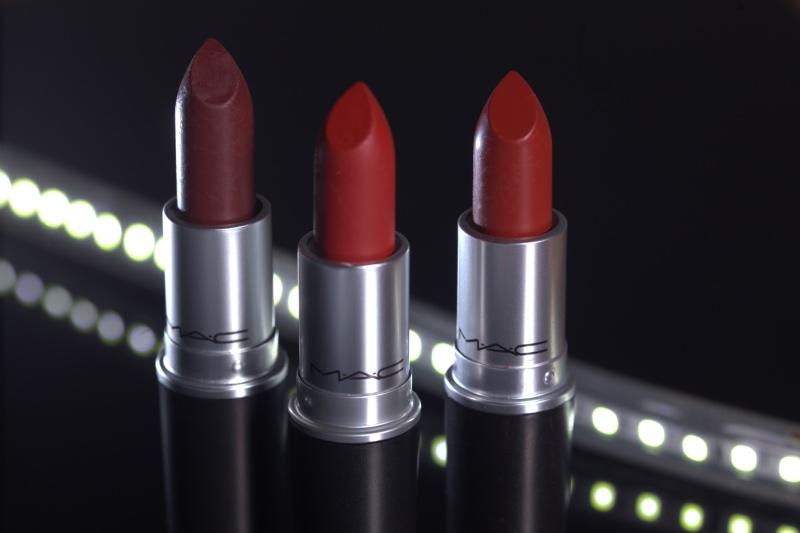 M·A·C tiñe nuestros labios de rojo en Navidad
