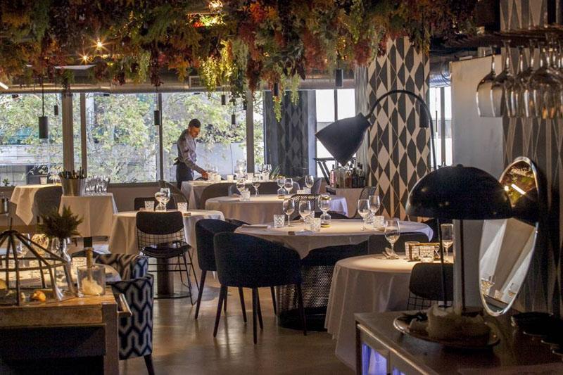 Restaurante Efímero: cambiar para que algo permanezca