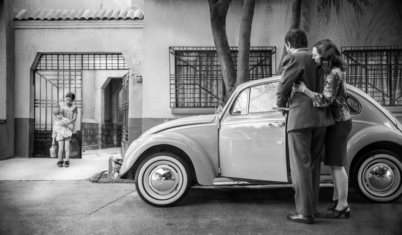 Roma de Alfonso Cuarón se estrena en Netflix