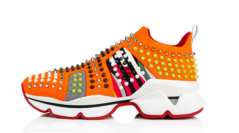 Christian Louboutin Sneakers: Run Loubi Run