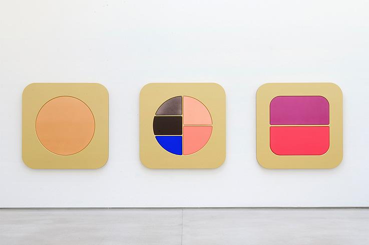 Sylvie Fleury - Palettes of shadows