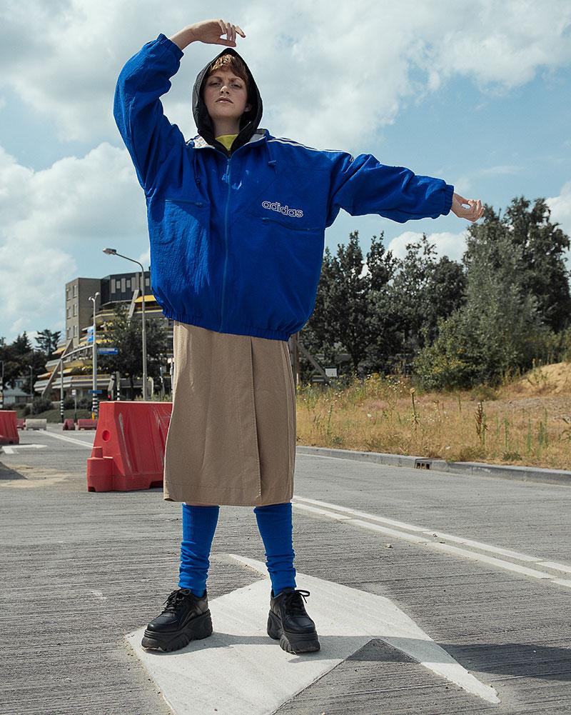 Calles Cortadas: Editorial Streetwear x Kees Penders
