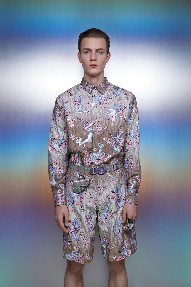 Dior Men Tokio Pre-Fall 2019