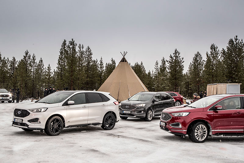 Nuevo Ford Edge ST Line, Modelo del Año 2019