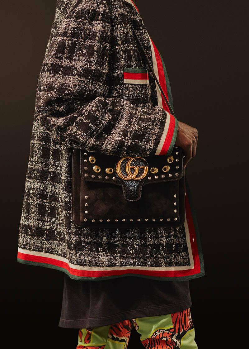 Gucci Arli, la nueva línea de bolsos Crucero 2019
