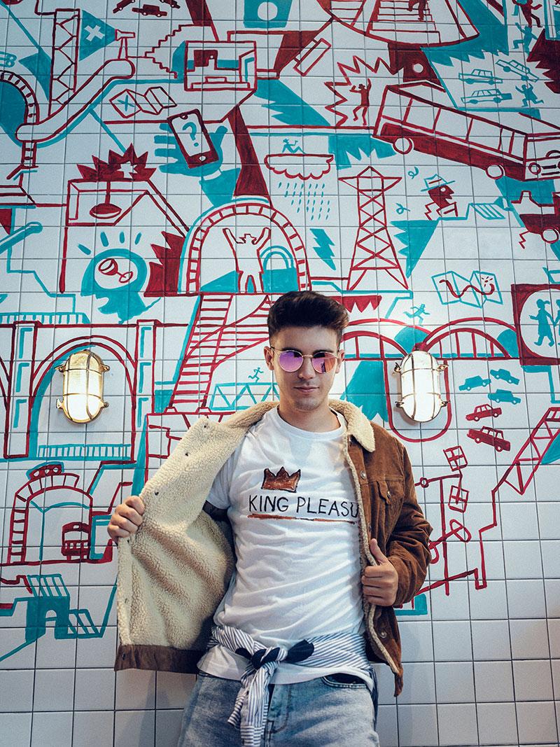 Logan G, entrevista con el famoso youtuber