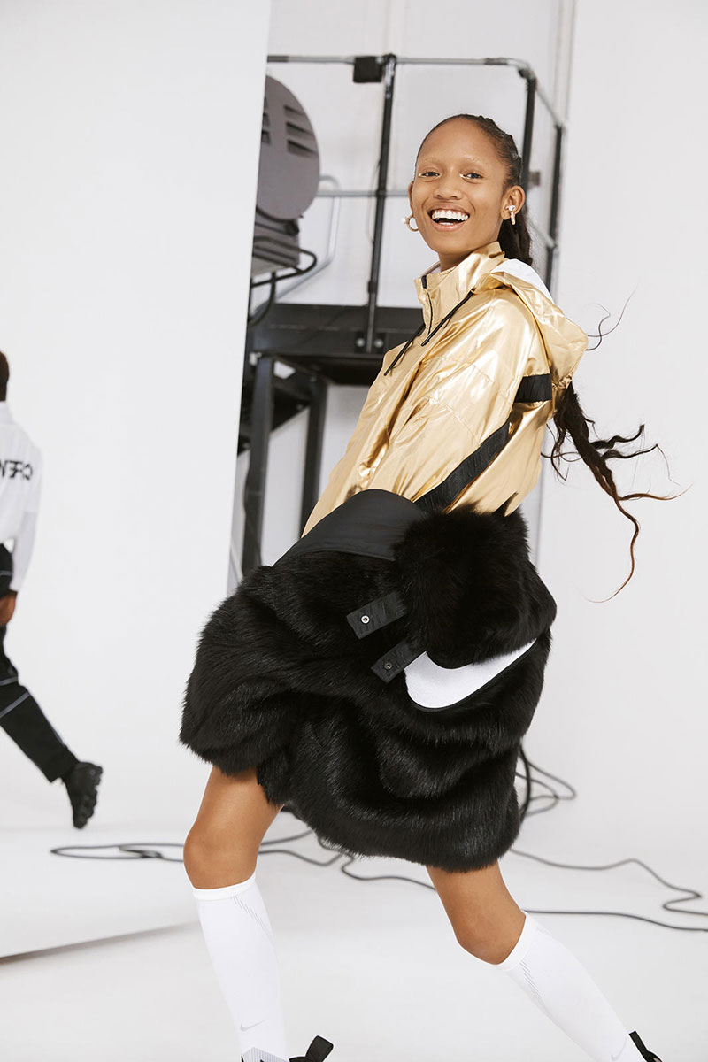 NikeLab x Ambush, un nuevo estilo de vida femenino