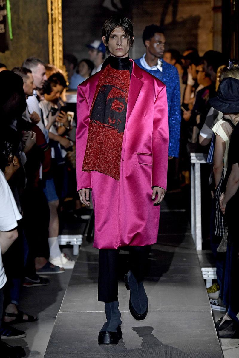 Raf Simons Sale de Calvin Klein ¿Y Jean-Georges d'Orazio?