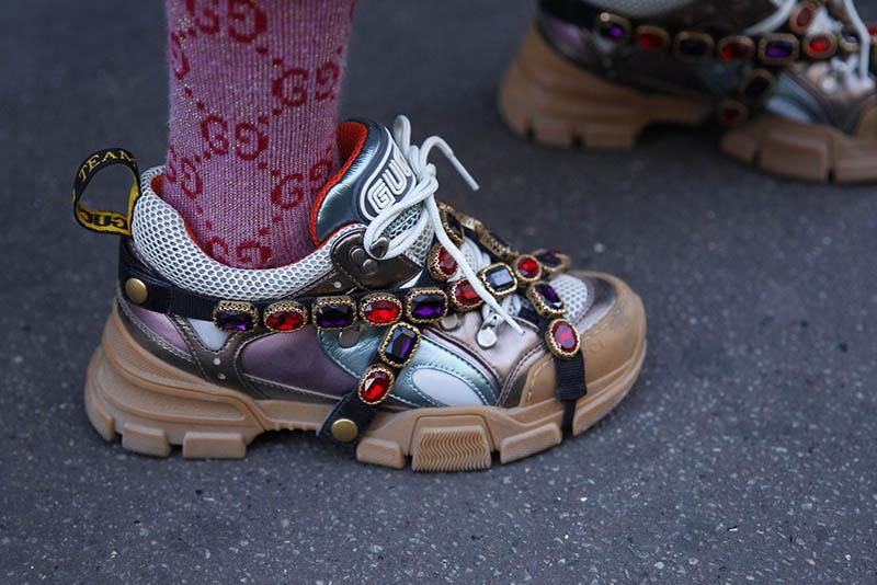Rebajas: Las mejores gangas en zapatillas de lujo