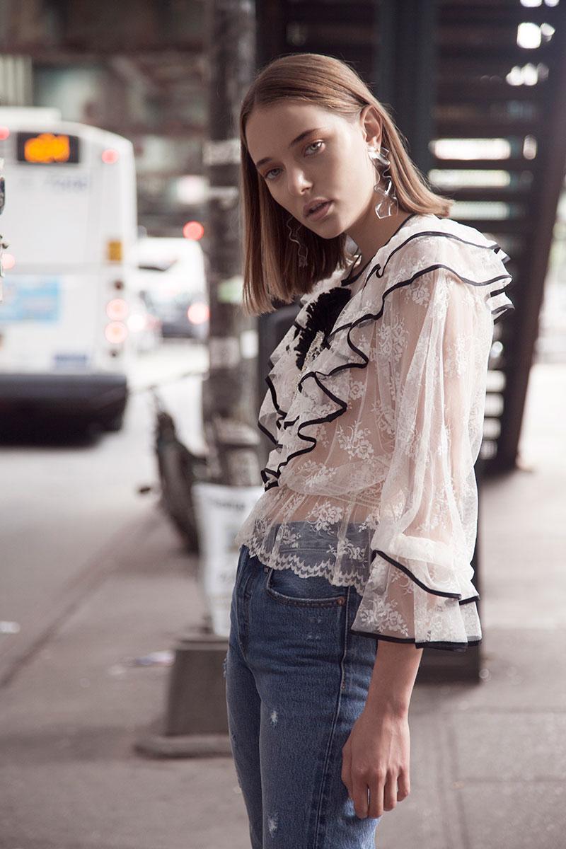 Street Girl: Editorial de Moda x María Postigo