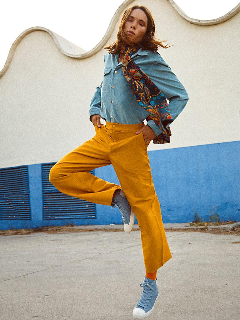 Retro Street Style x Patty Cereijo + Charlie Calderón