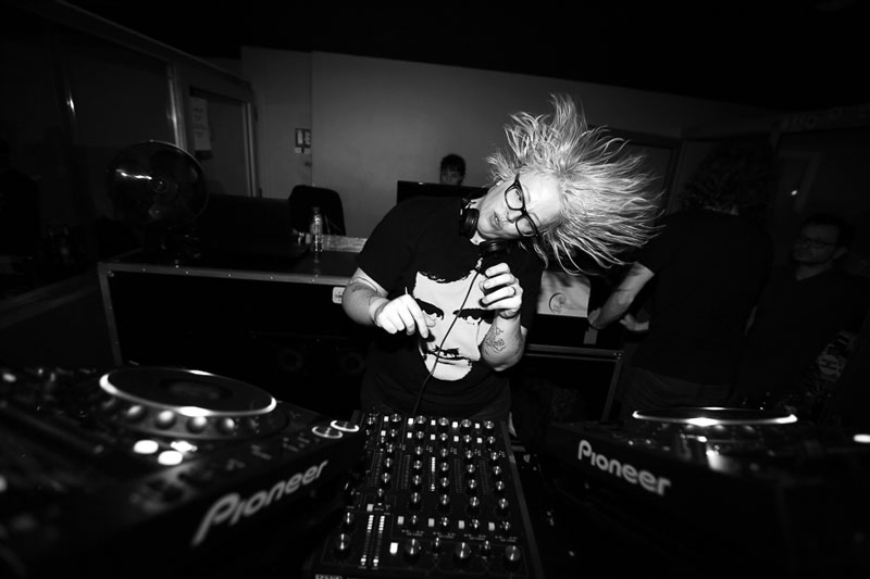 The Black Madonna en DGTL Madrid