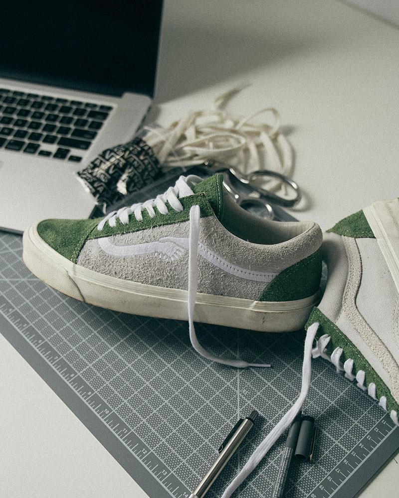 Vault by Vans 5 x 5 y las mejores tiendas de zapatillas