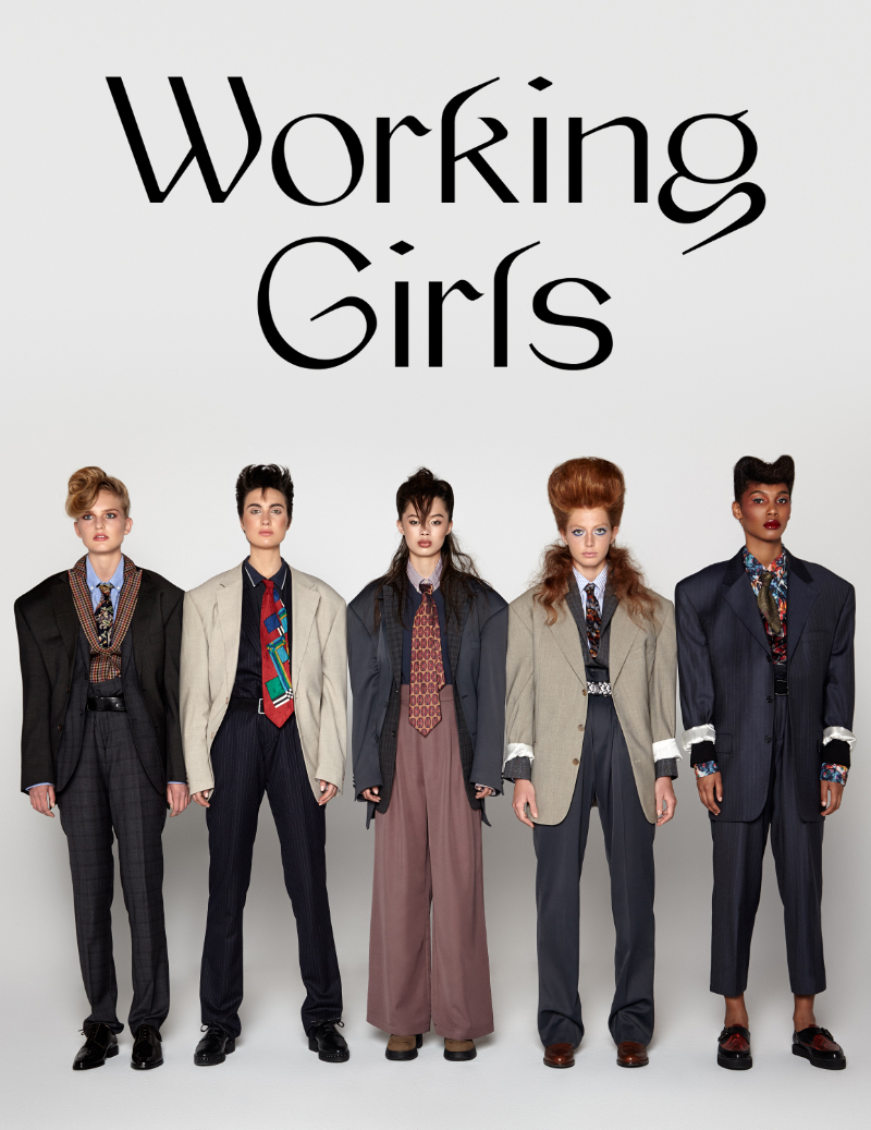 Working Girls x Paco PeregrÍn + Mario Ville