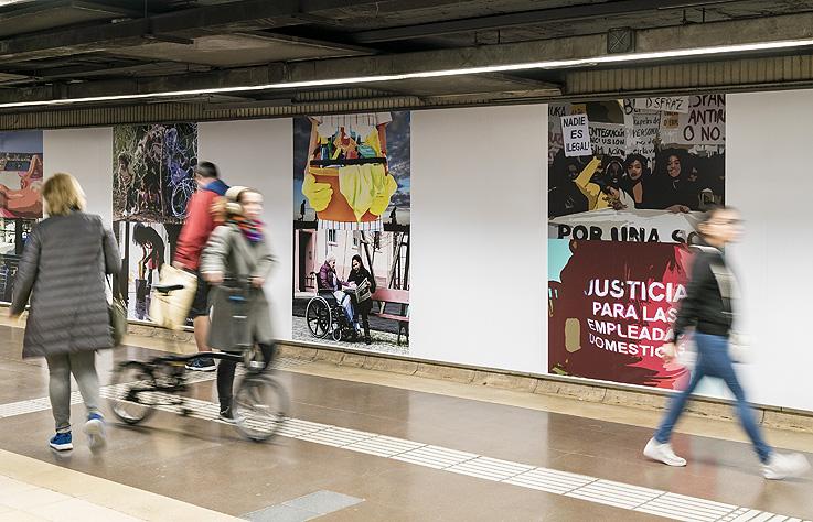 Umbral -> Metro Barcelona