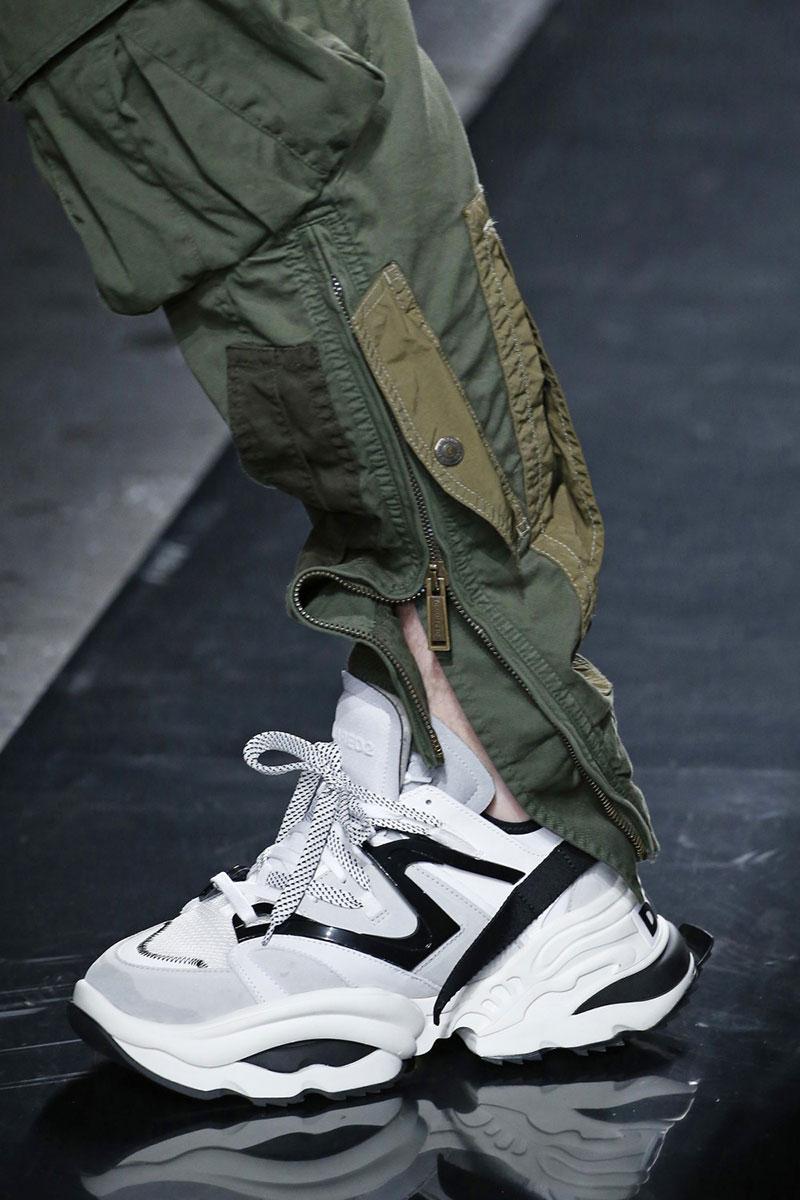 Zapatillas de Moda: Tendencia Chunky SS19