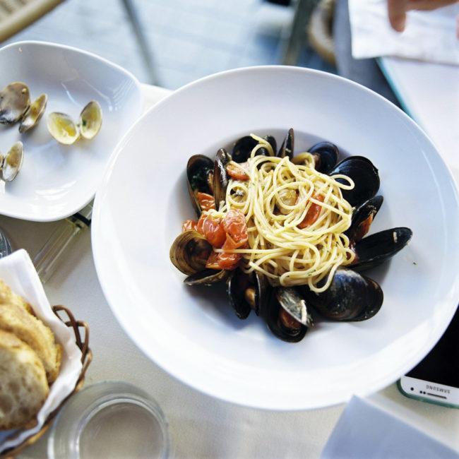 Restaurante Xemei: la perfecta cocina italiana del Véneto