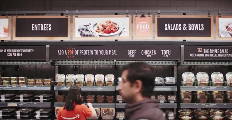 En 3 años Amazon Go tendrá 3000 tiendas automáticas