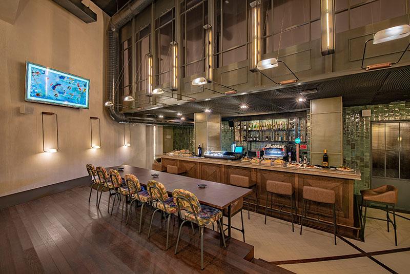 Nuevo Bar de Pinchos en Madrid: El 34 de CoolRooms