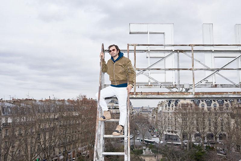 El calzado street style de los insiders en París