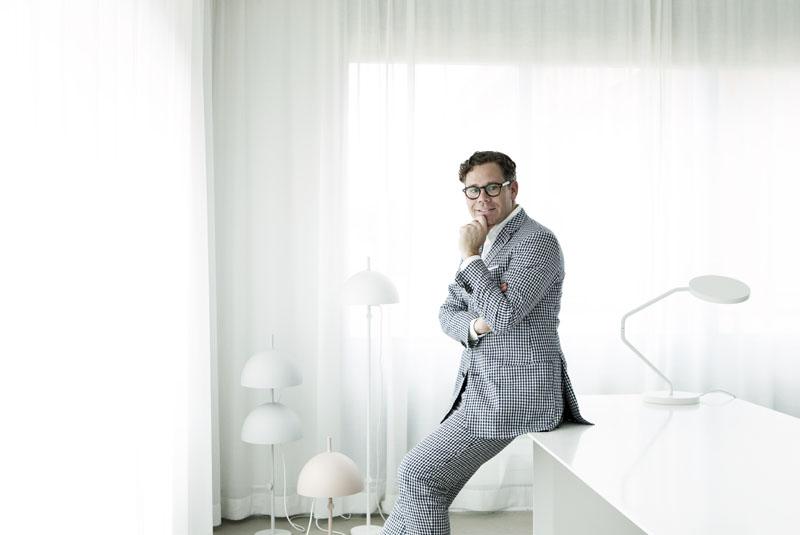 Entrevista a Magnus Wästberg