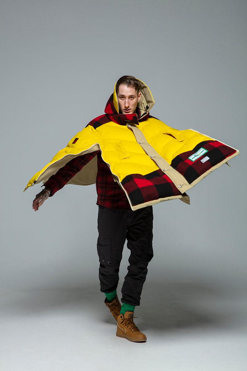 Griffin x Woolrich Invierno 2019-20
