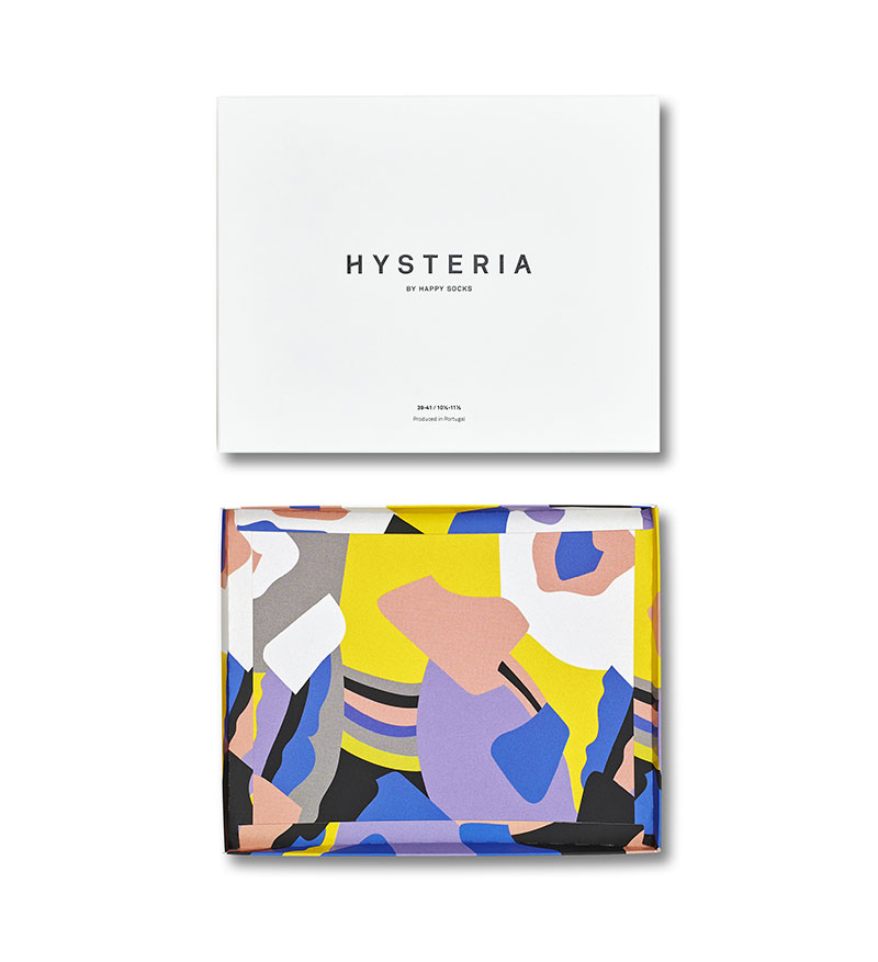 Histeria en Instagram: Colección de Hysteria by Happy Socks