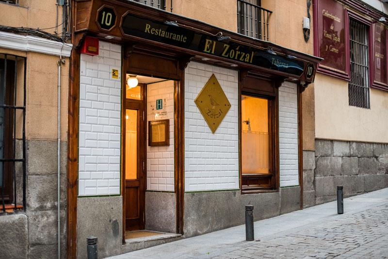Los mejores menús del día en Madrid 2019