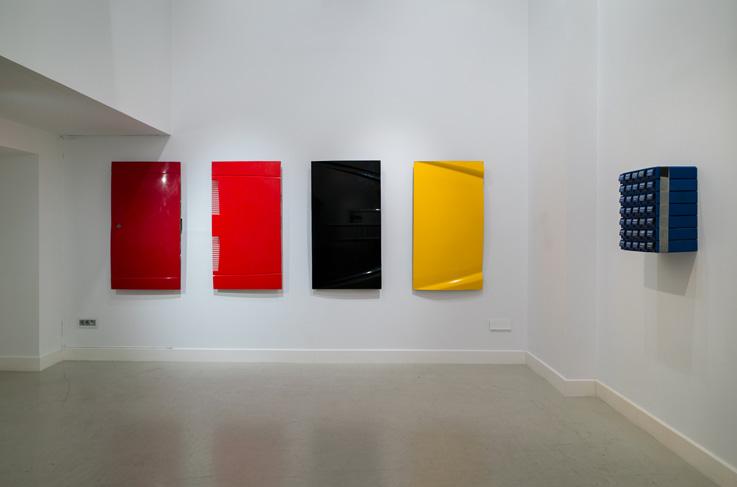Paula García-Masedo investiga sobre la pintura automotriz