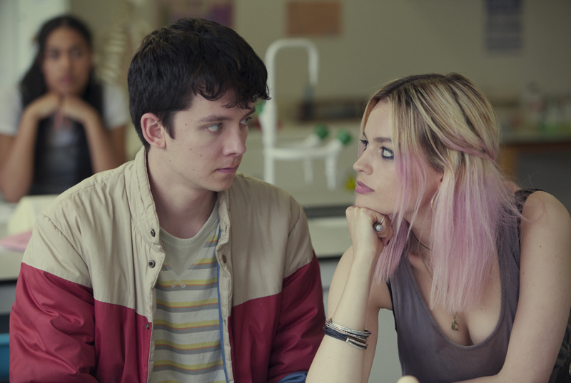 Sex Education: tráiler de la nueva serie Netflix