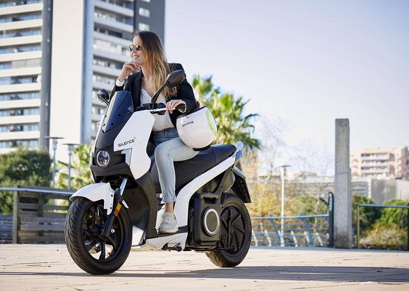 Silence, la marca de motos española, lanza S01