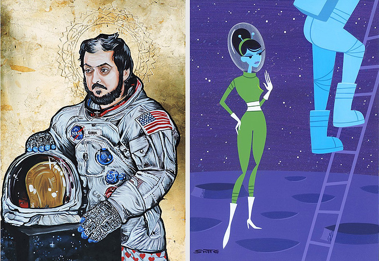 Space Oddity: la exposición