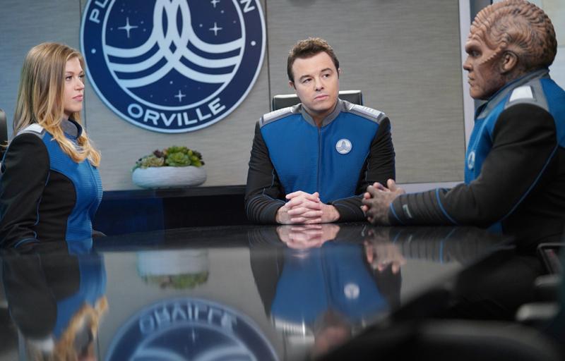 The Orville despega de nuevo con su segunda temporada