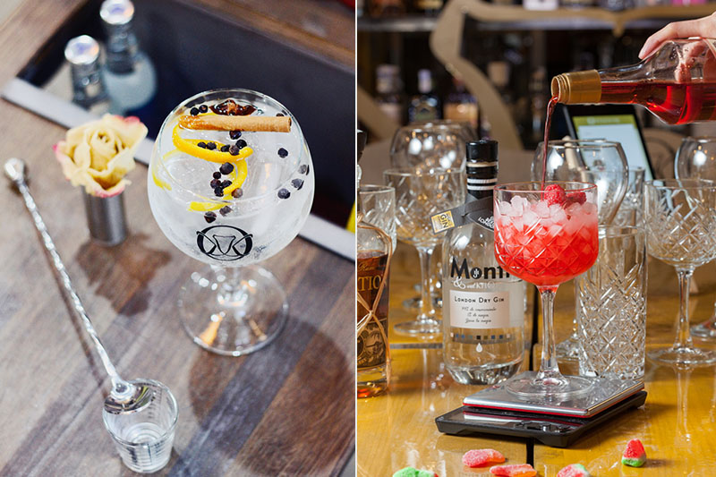 Welkhome Club, donde beber (bien) al peso en Madrid