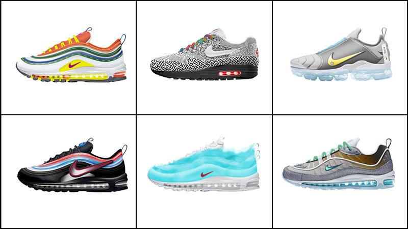 jerarquía arrastrar esposa  Concurso de zapatillas Nike Air Max 2019 y los diseños ganadores