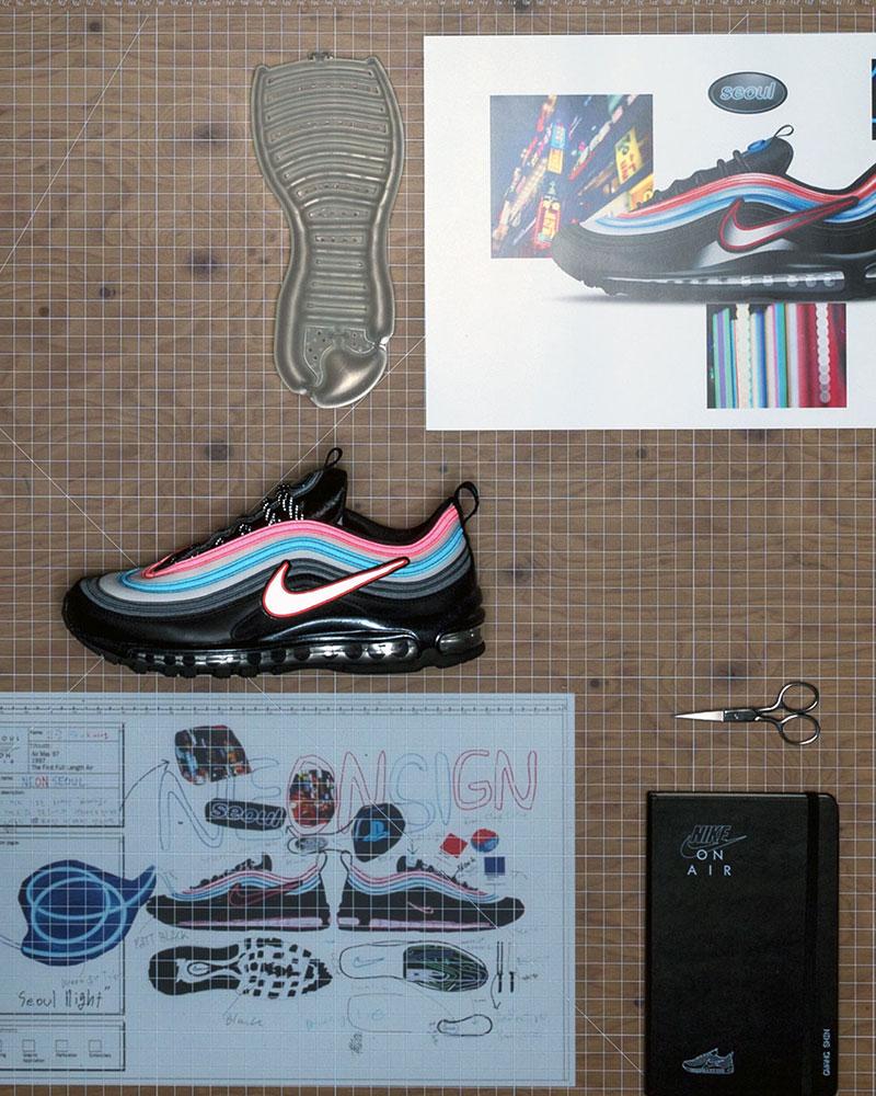 Ganadores del concurso de zapatillas Nike: On Air