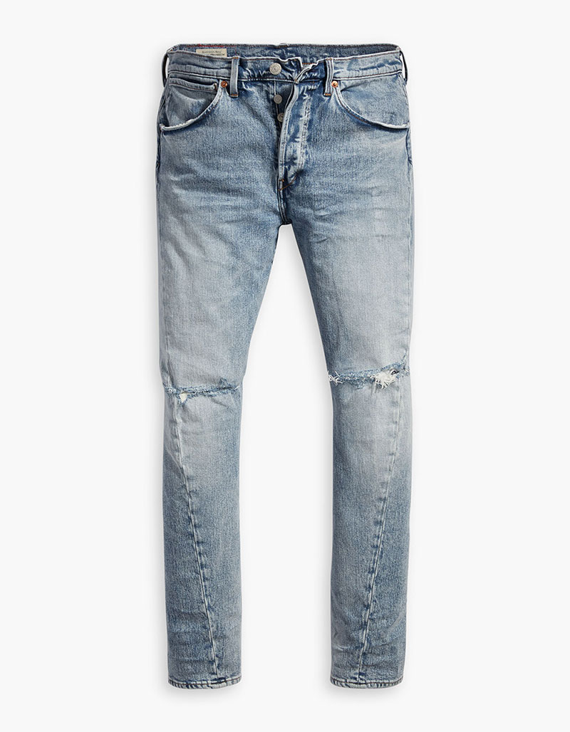 Los jeans del 2000 vuelven: Levi's Engineered Jeans