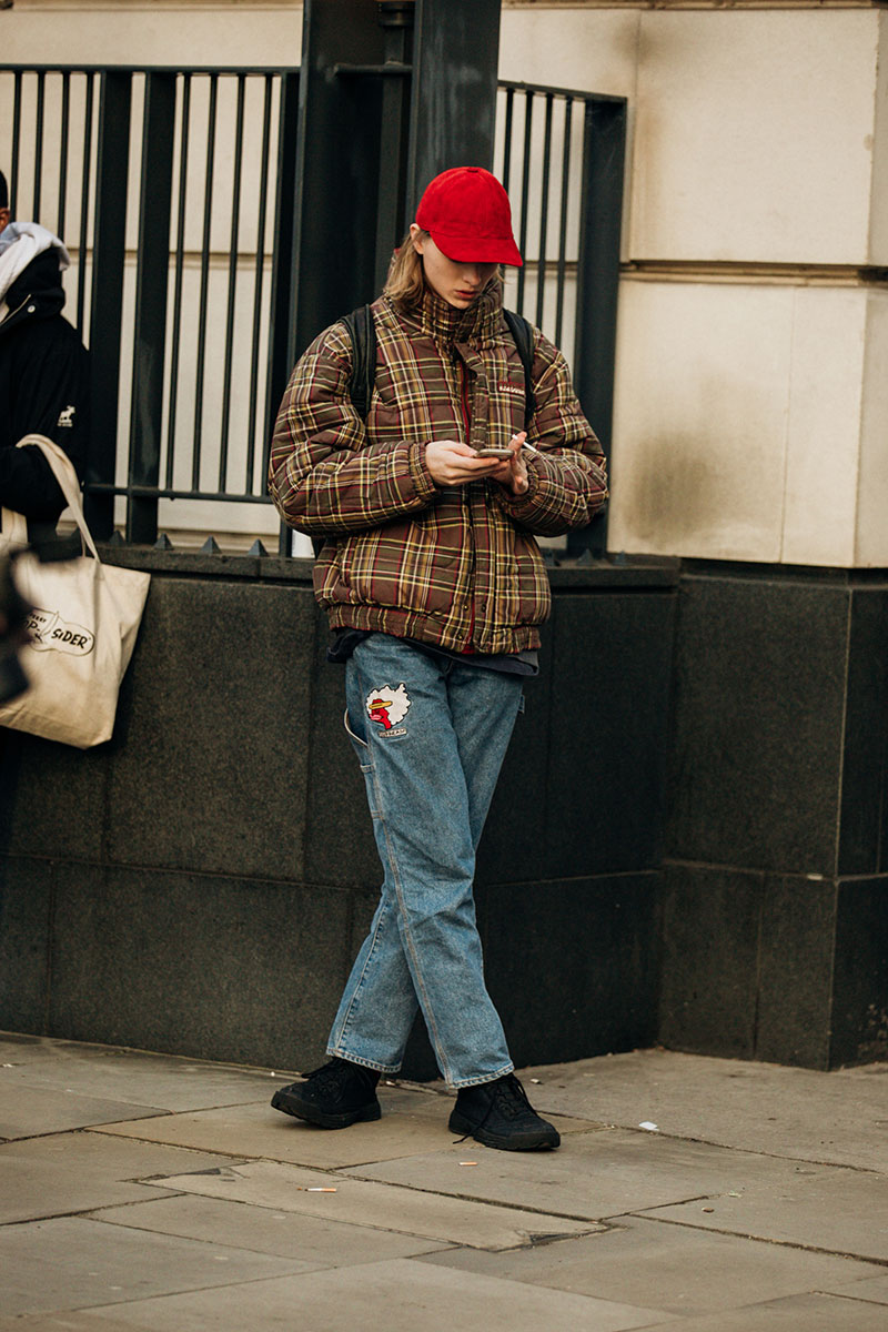 Los Jeans que triunfan en los looks street style