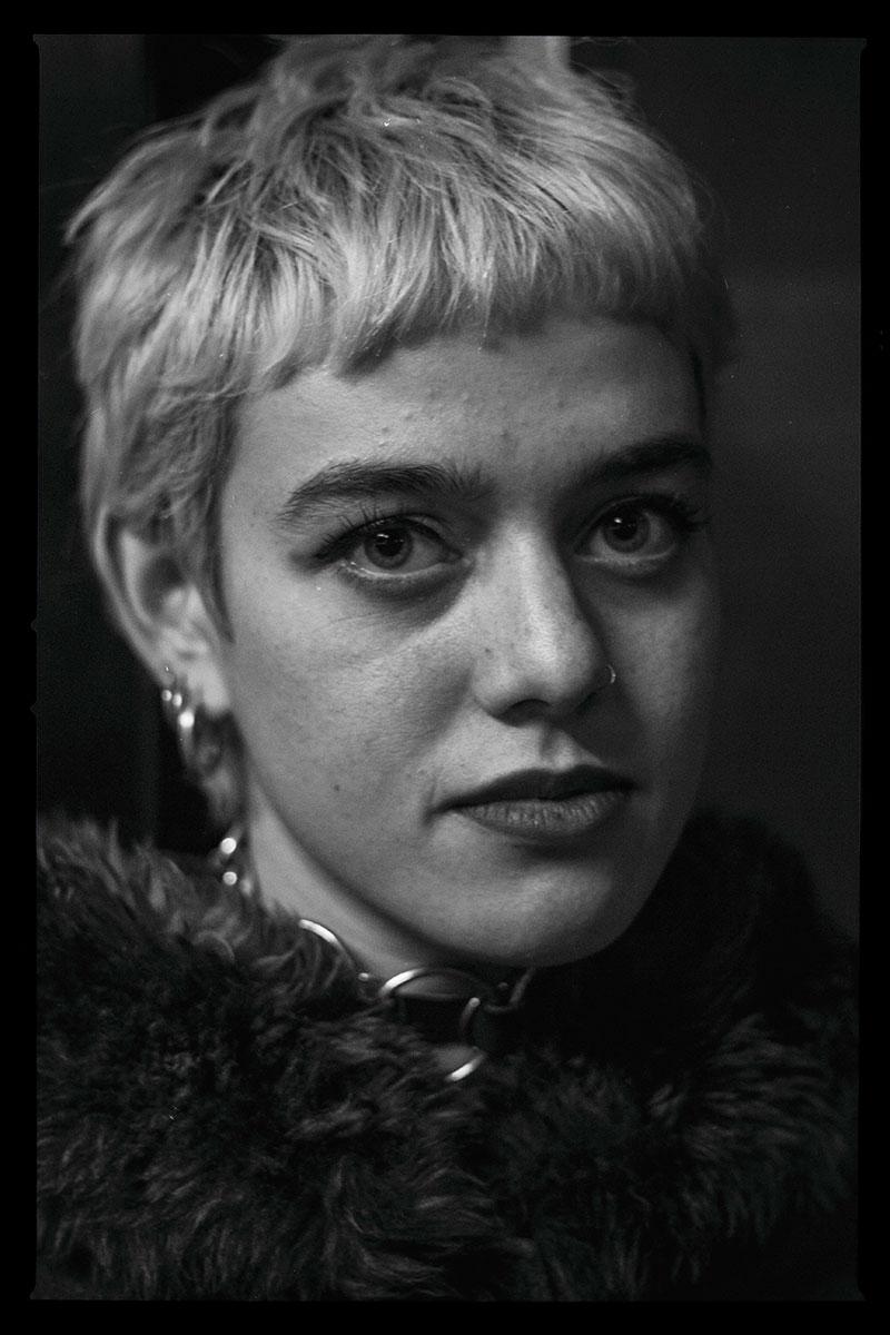 Londoners, libro y exposición de retratos de Álex Amorós