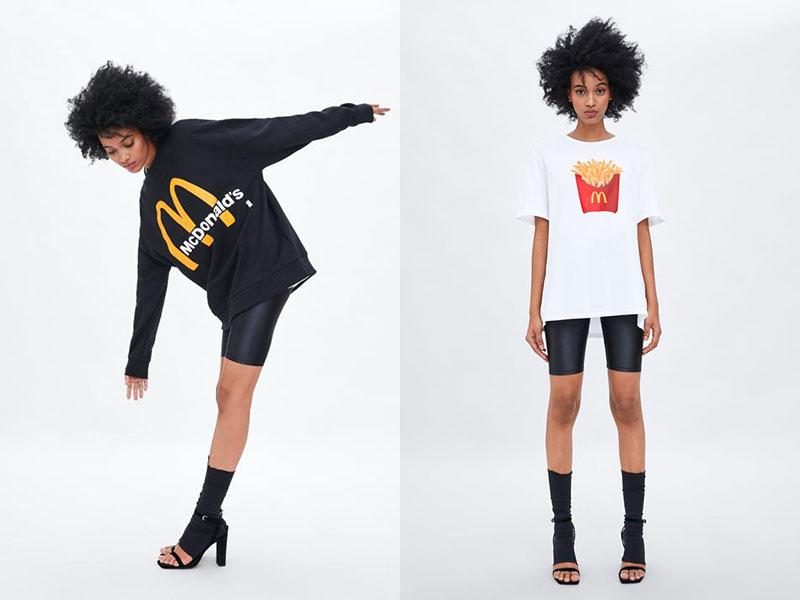 ¿Por qué nos gusta tanto la cole de McDonald's x Zara?