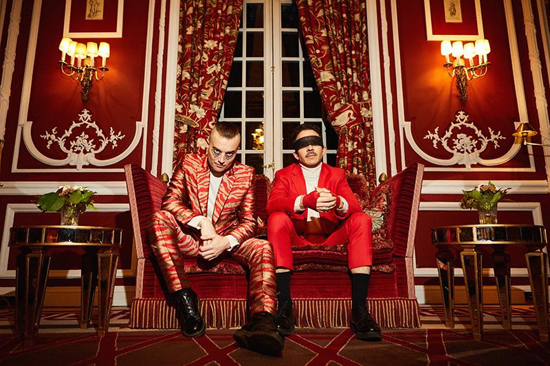 Estrenamos nuevo single de Monarchy con esta entrevista