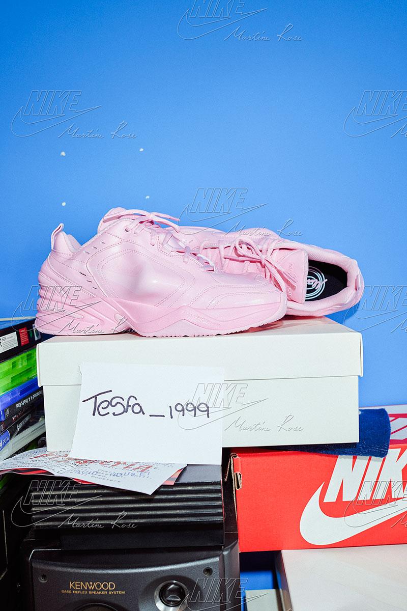 Nike x Martine Rose, un experimento streetwear