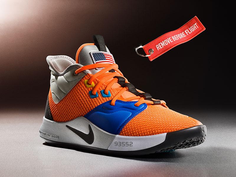 Las nuevas zapatillas de Paul George, las PG3 de Nike