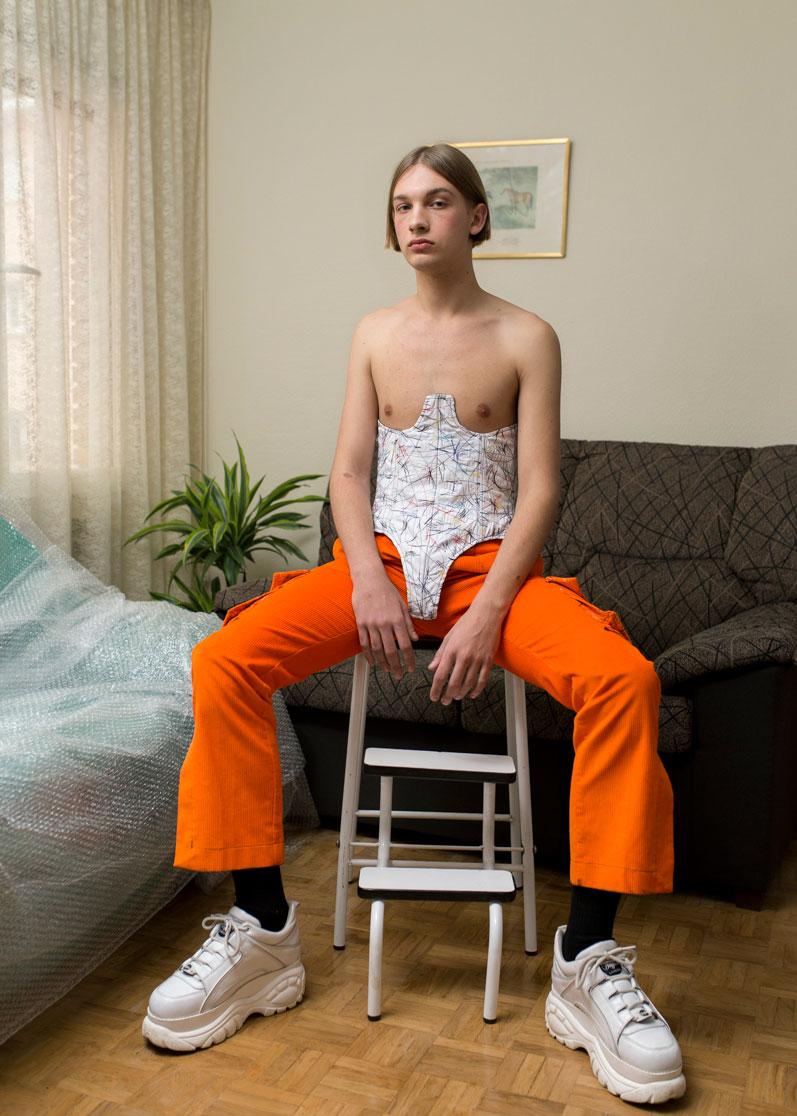 Portfolio Fotografia de Moda: Faura y Carlos Duro