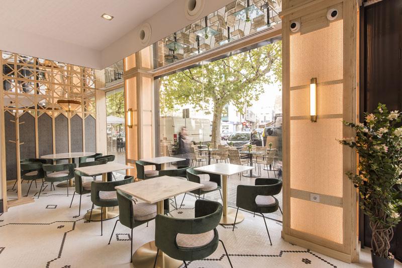 Restaurante Lateral abre en Córdoba
