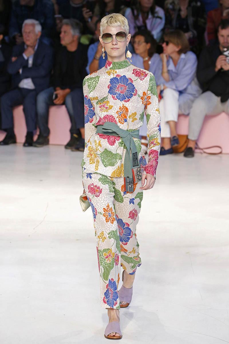 Tendencias moda para mujer SS19: Flores