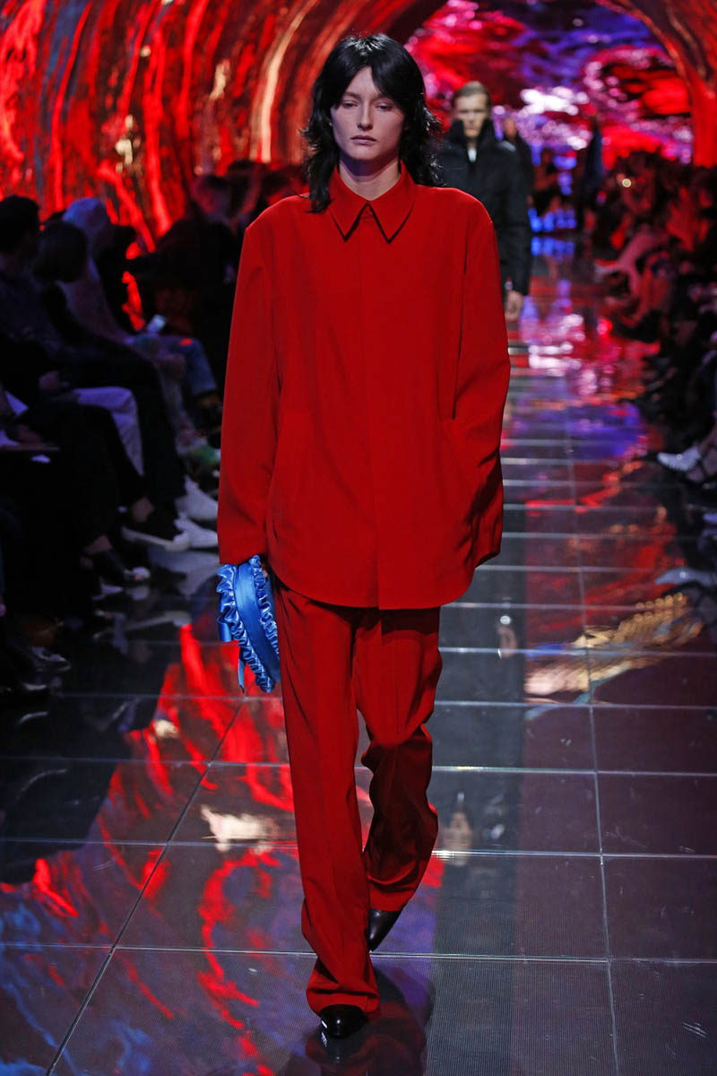 Tendencias  Moda Mujer SS19: Rojo